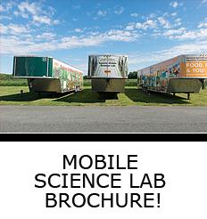 Mobile science lab classroom decor